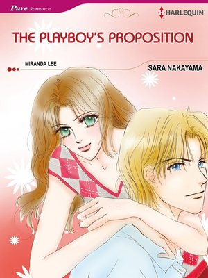 cover image of The Playboy's Proposition