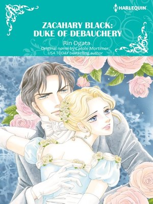 cover image of Zachary Black: Duke of Debauchery