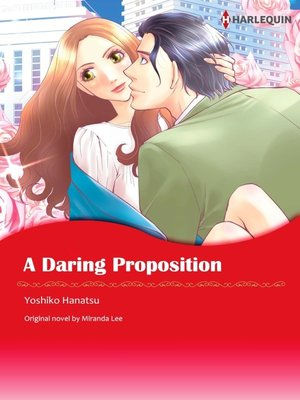 cover image of A Daring Proposition (Colored Version)