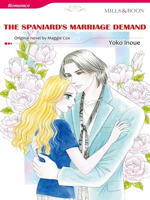 cover image of The Spaniard's Marriage Demand