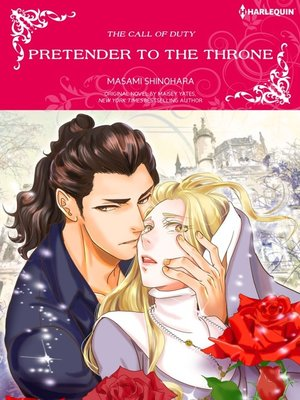 cover image of Pretender to the Throne