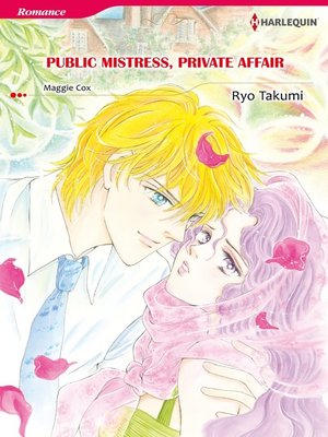 cover image of Public Mistress, Private Affair