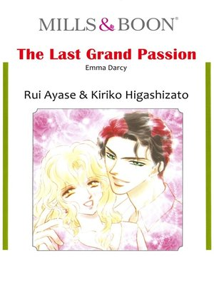 cover image of The Last Grand Passion