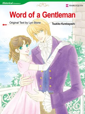 cover image of Word of a Gentleman