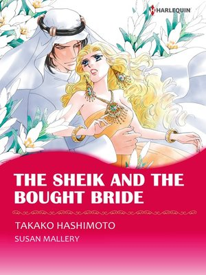 cover image of The Sheik and the Bought Bride
