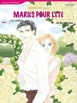 cover image of Mariés Pour L'été