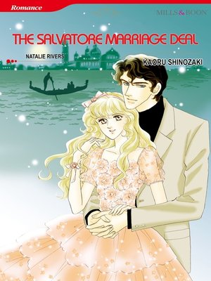 cover image of The Salvatore Marriage Deal (Mills & Boon)
