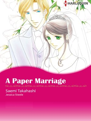 cover image of A Paper Marriage