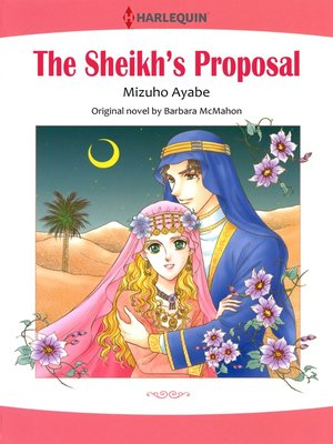 cover image of The Sheikh's Proposal