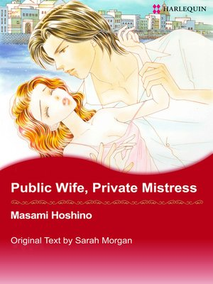 cover image of Public Wife, Private Mistress
