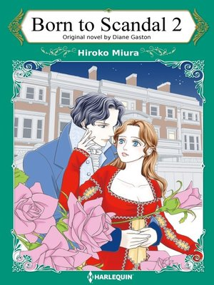 cover image of Born to Scandal 1