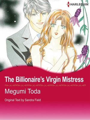 cover image of The Billionaire's Virgin Mistress