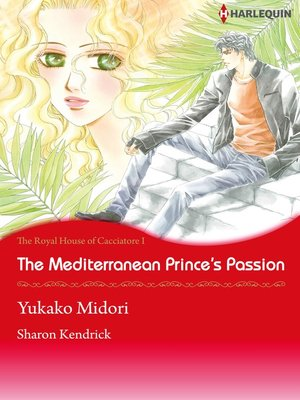 cover image of The Mediterranean Princes's Passion