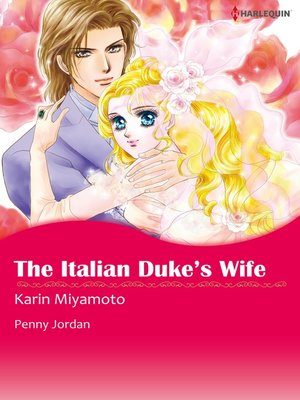 cover image of The Italian Duke's Wife