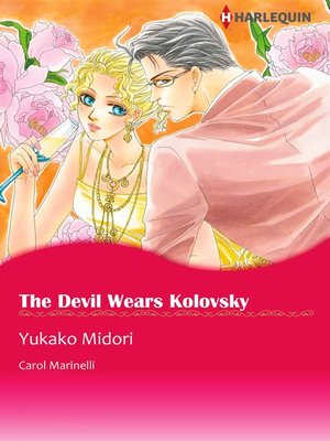cover image of The Devil Wears Kolovsky