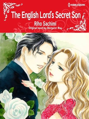 cover image of The English Lord's Secret Son