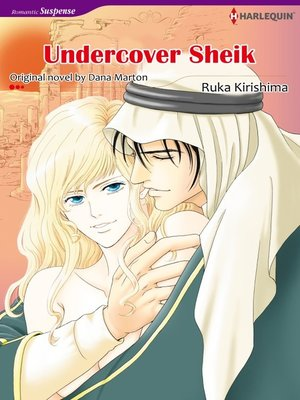 cover image of Undercover Sheik