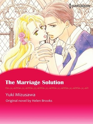 cover image of The Marriage Solution
