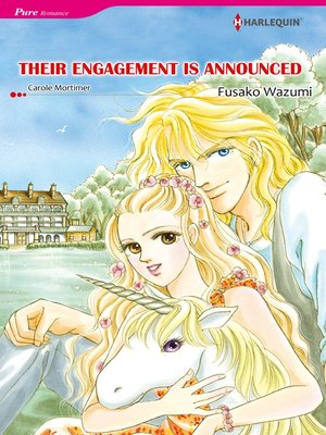 cover image of Their Engagement Is Announced
