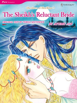 cover image of The Sheikh's Reluctant Bride