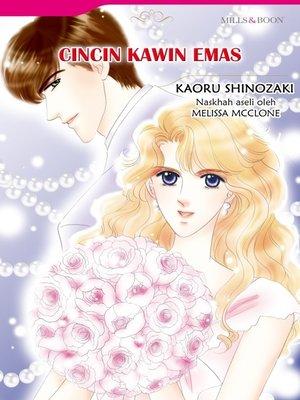 cover image of Cincin Kawin Emas