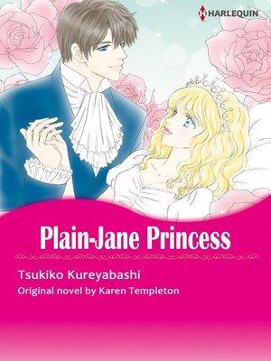 cover image of Plain-jane Princess