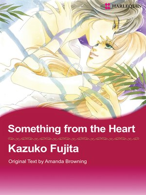 cover image of Something from the Heart