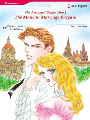 cover image of The Mancini Marriage Bargain