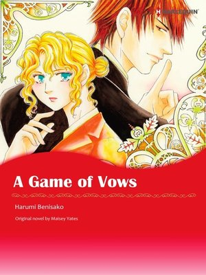 cover image of A Game of Vows