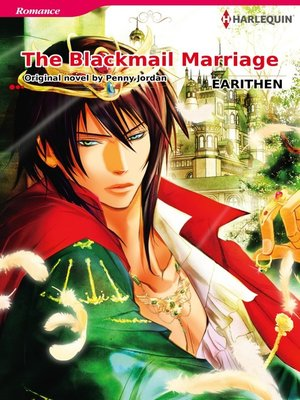 cover image of The Blackmail Marriage