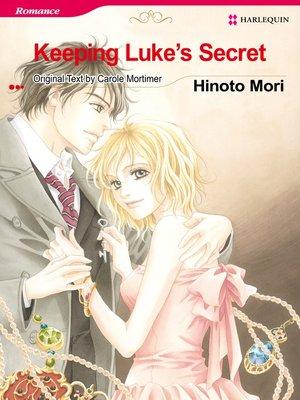 cover image of Keeping Luke's Secret
