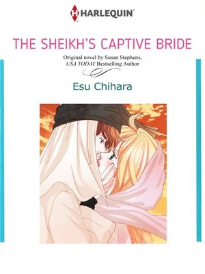 cover image of The Sheikh's Captive Bride