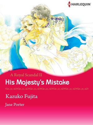 cover image of His Majesty's Mistake