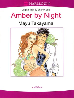 cover image of Amber by Night