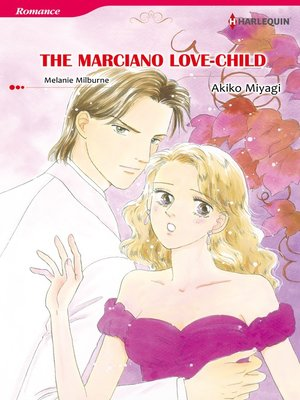 cover image of The Marciano Love-child
