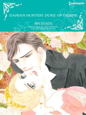 cover image of Darian Hunter: Duke of Desire