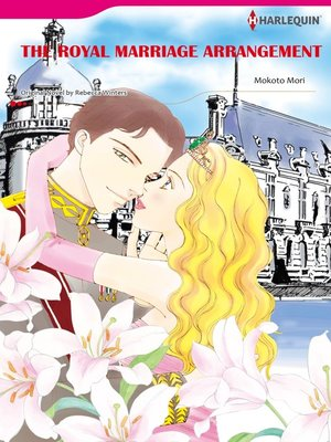 cover image of The Royal Marriage arrangement