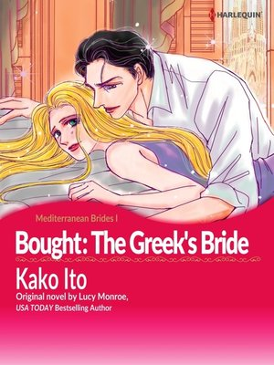 cover image of Bought: the Greek's Bride