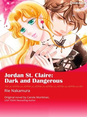 cover image of Jordan St Claire: Dark And Dangerous