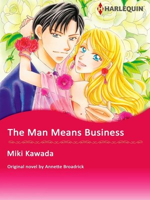 cover image of The Man Means Business