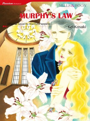 cover image of Murphy's Law (Mills & Boon)