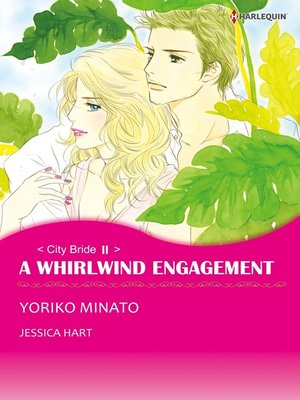 cover image of A Whirlwind Engagement
