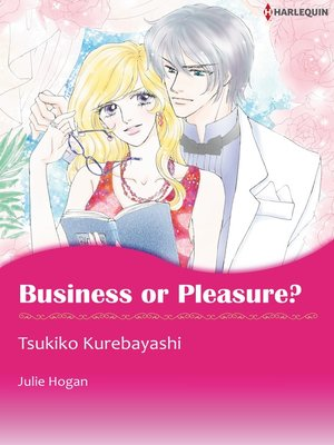 cover image of Business or Pleasure?