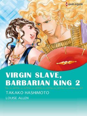 cover image of Virgin Salve, Barbarian King 2