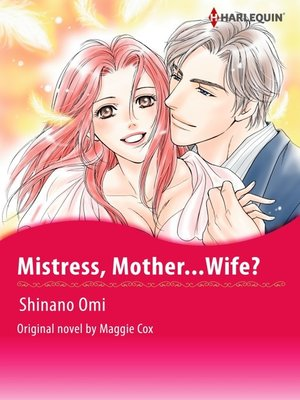 cover image of Mistress, Mother...Wife?