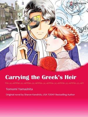 cover image of Carrying the Greek's Heir