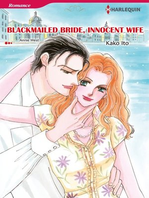 cover image of Blackmailed Bride,innocent Wife