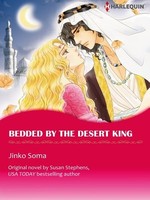 cover image of Bedded By The Desert King