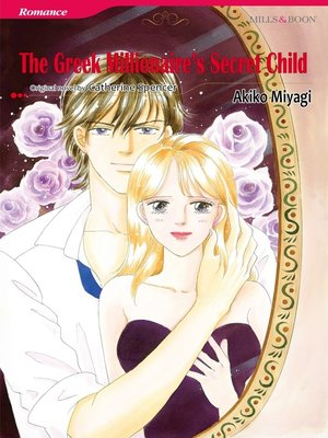 cover image of The Greek Millionaire's Secret Child (Mills & Boon)