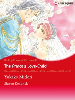cover image of The Prince's Love-Child